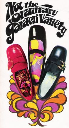 vintage seventeen magazine fashion images from the to the 60s Shoes, Retro Shoes, Vintage Shoes, Vintage Outfits, 60s And 70s Fashion, Mod Fashion, Vintage Fashion, Fashion Tips, Sporty Fashion