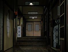 Ozu Interior #49 Late Autumn - Yasujirô Ozu - 1960