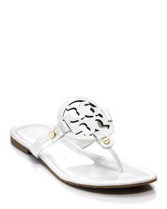 b728c1f489fb1 Tory Burch Flat Thong Sandals - Miller Shoes - Bloomingdale s