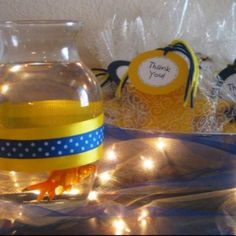 Hush the Fish and Star Cookie Party Favors
