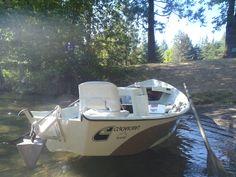 Clackacraft Driftboat