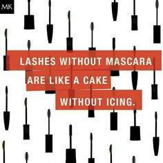 Mary Kay Mascara....choose from Lash Intensity, Ultimate, Lash Love, Waterproof and Lash Lengthening www.marykay.com/jenknutson
