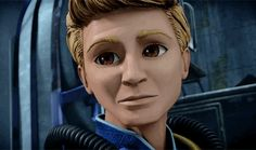 Gordon looks sceptical. Thunderbirds Are Go, Fake People, Nerd, Fandoms, Entertainment, Animation, Babies, Phony People, Babys