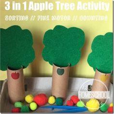 3-in-1 Appl Tree Activity Facebook