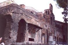 Ancient Roman Insula (apartment building)