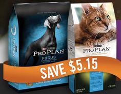High Value $5.15/1 Purina Pro Plan Coupon – Hip2Save