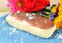 Chocolate Eclair Soap - pastry food soap - Chocolate Fudge Vanilla. US $7.75