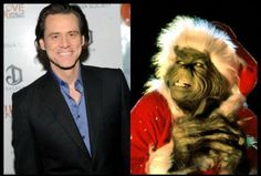 Behind the Makeup Jim Carrey in How the Grinch Stole Christmas