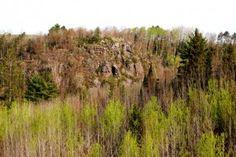 rock dam, iron mountain, upper peninsula