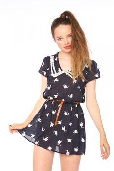 feline frenzy dress