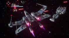 Cool Pitch Video For a New STAR WAR Space Shooter Game