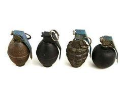 War grenades