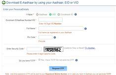 Download e-Aadhar by Virtual ID Wedding Symbols, Aadhar Card, Blog Sites, Encouragement, Coding, Names, Eid, Check, Beautiful