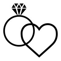Love and Marriage Icon