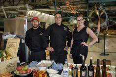 Thank you Chef Mario and Team! @delfrisco's