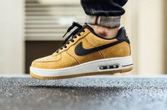 Nike Air Force 1 Low Elite 'Wheat Gum' post image