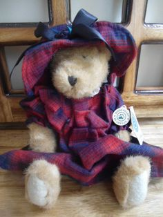 "Boyds Bears - Eldora . 32""Tall . P800.00. http://www.theboydsbearsstore.com/apps/webstore/search?utf8=%E2%9C%93=newest=eldora"