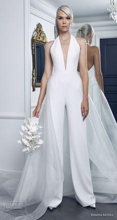 6ef59b4327e Romona Keveza Collection Bridal Herbst 2018 Brautkleider -  Brautkleider   Bridal  Collection  Herbst