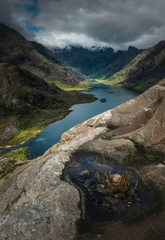 The Cuillin, Isle of Skye