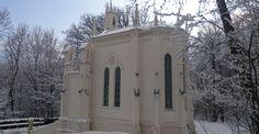 Visita la Capilla Sissí, con techo de vidrio - http://www.absolutaustria.com/visita-la-capilla-sissi-con-techo-de-vidrio/
