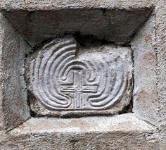 Colli a Volturno - Chiesa di S.Leonardo - Labirinto di pellegrinaggio -