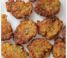 Fish cakes or salted cod fritters is a delicious snack that you can find all across the Caribbean. Depending on where you are, the differ. Caribbean Fish Recipe, Carribean Food, Caribbean Recipes, Salt Fish Cakes Recipe, Bajan Fish Cakes Recipe, Cod Fish Recipes, Seafood Recipes, Appetizer Recipes, Appetizers