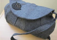 Sweetheart Bag - Free PDF Sewing Pattern + Sewing Machine Maintenance & Troubleshooting