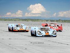 Porsche vs Ferrari at Sebring 1970