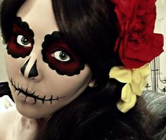 Maquillajes mexicanos para Halloween