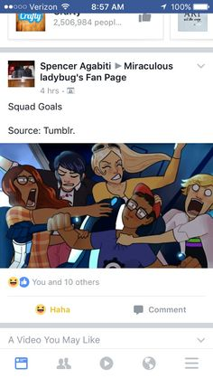 So these characters are from miraculous ladybug, and they copied the scene from the first episode of voltron legendary defenders
