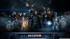 Mass Effect 3 HD desktop wallpaper : Widescreen : High Definition