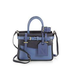 Reed Krakoff Micro Boxer Tote - Blue