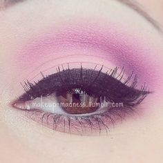 Pinks are gorgeous on everyone! And a classic wing liner is beautiful :)