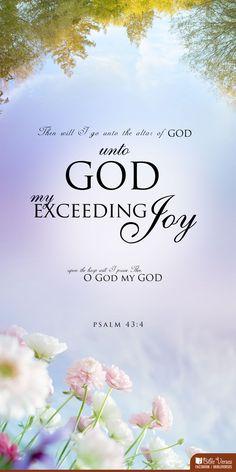 God's joy