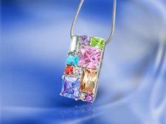 Toscow fashion jewellery, Crystal, Glitzy Ritzy