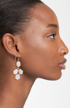 NuNu Designs Stone Earrings | Nordstrom  $72.36