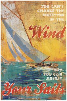 Adjust Your Sails by Dawna Barton.