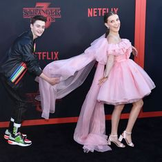 Eleven Looked Like a Disney Princess at the 'Stranger Things 3' Premiere
