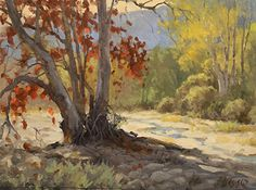 Set in Stone by John Cosby Oil