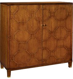 Blackland Cabinet from the Suzanne Kasler collection by Hickory Chair Furniture Co.