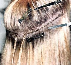 Are you a white girl looking for the most suitable hair extensions? Here is all that you should know about hair extensions for white girl. # summer Braids white girl A Comprehensive Guide for Hair Extensions for White Girls Permanent Hair Extensions, Types Of Hair Extensions, Hair Extensions For Short Hair, Weft Hair Extensions, Braid In Hair Extensions, Hair Extensions Tutorial, Sew In Weave Hairstyles, Braided Hairstyles, White Girl Weave