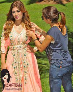 Caftan 2015 | 2016 robe de soirée: caftan 2016