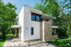 Résnyi kilátásra fókuszálva - Szép Házak Small Houses, Home Fashion, Mansions, House Styles, Outdoor Decor, Dresses, Home Decor, Houses, Little Houses