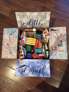 DIY Care Package for Boyfriend – – Presents for boyfriend diy Presents For Best Friends, Birthday Gifts For Best Friend, Diy Gifts For Boyfriend, Birthday Gifts For Boyfriend, Diy Gifts For Dad, Diy Gifts For Friends, Boyfriend Boyfriend, Long Distance Boyfriend, Boyfriend Presents