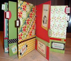 Scrap Yard Chicks-Scrapbooking Workshops & Kits: New Recipe Book Kit Online