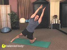 Pilates Enthusiasts : S2E30 : Oblique Series - YouTube