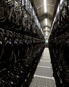 This is what 26 Petabytes looks like.