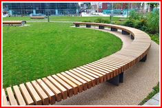 Clifton Curved Seat Woodscape Street Furniture Timber outdoor is part of Urban furniture - Urban Furniture, Street Furniture, Garden Furniture, Outdoor Furniture, Outdoor Sofa Sets, Outdoor Seating, Outdoor Living, Landscape Architecture, Urban Design