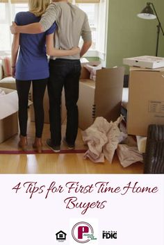 Looking at buying your first home? Here are a few tips to make the process easier.
