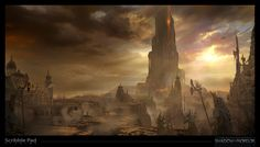 ~~ Massive Concept Art Dump - Art by Scribble Pad Studios & James Paick ~~